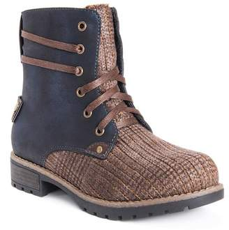 Muk Luks Evrill Faux Suede Boot