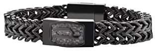 Police Men's P-Link Bracelet of Length 20cm 25693BSB/02-L
