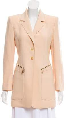 Hermes Longline Wool Blazer