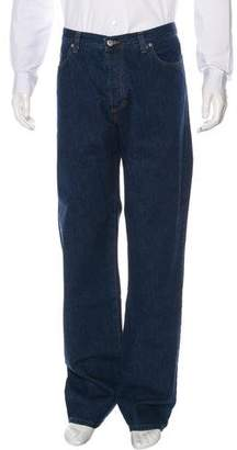 Dolce & Gabbana Relaxed Five-Pocket Jeans