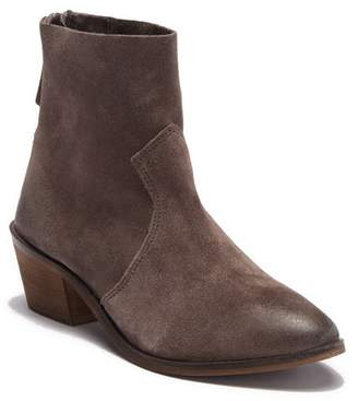 Rebels Molly Western-Style Suede Bootie