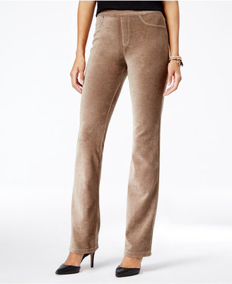 Style & Co. Corduroy Pull-On Bootcut Pants, Only at Macy's $42.50 thestylecure.com
