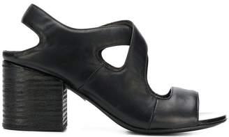 Marsèll cut out block heel sandals