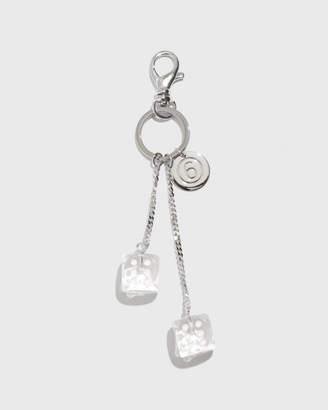 MM6 MAISON MARGIELA Dice Key Ring