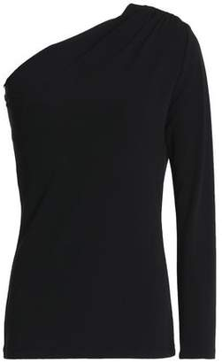 Michael Kors One-Shoulder Jersey Top