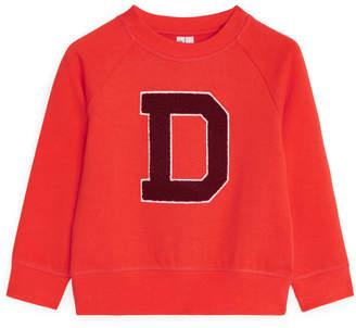 Arket Varsity Sweatshirt