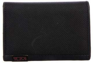 Tumi Leather-Trimmed Wallet
