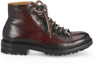 Saks Fifth Avenue Hiking Boots