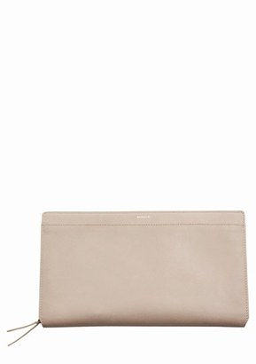 Skagen Travel Wallet $165 thestylecure.com