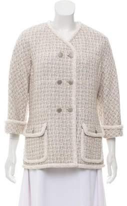 Chanel Fantasy Tweed Jacket