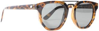 Le Specs Thunderdome Sunglasses $79 thestylecure.com
