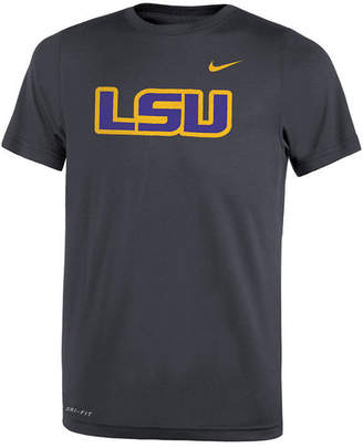 Nike Lsu Tigers Legend Travel T-Shirt, Big Boys (8-20)