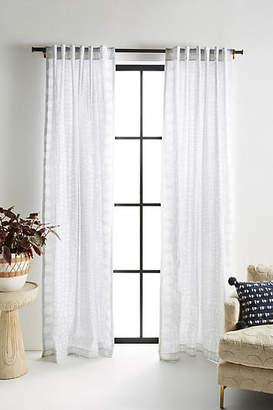 Anthropologie Olearia Curtain