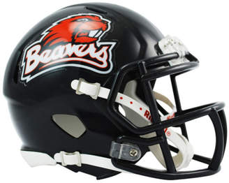 Oregon Riddell State Beavers Speed Mini Helmet