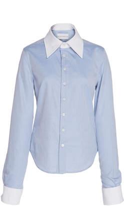 Matthew Adams Dolan Two-Tone Oxford Shirt