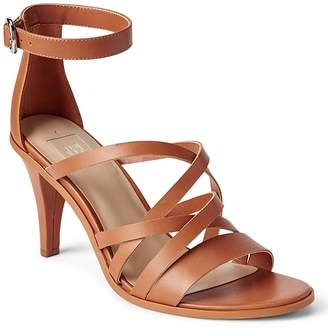 Gap Strappy City Sandals in Leather