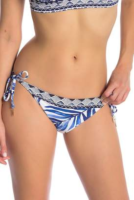 Tommy Bahama Full Fronds Reversible Side Bikini Bottoms