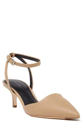 Via Spiga Mikka Ankle Strap Heeled Pump