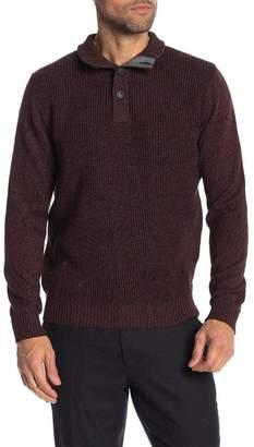 Weatherproof Tuck Stitch Pullover