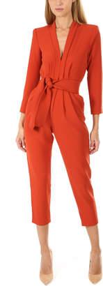 c29c9c7c91cc Womens Deep Plunge Jumpsuit - ShopStyle