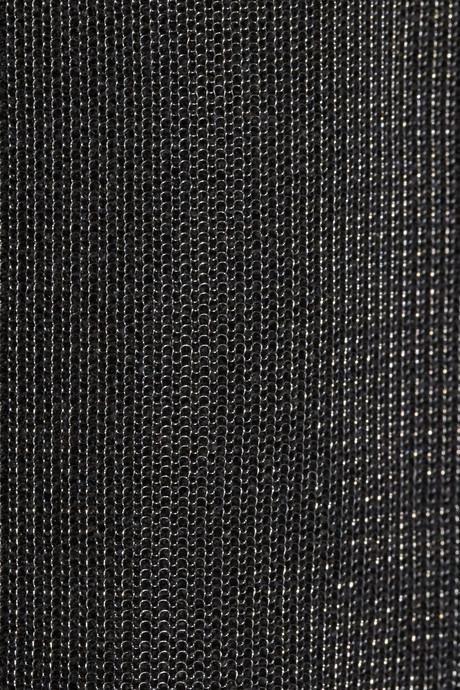 Alexander Wang Cutout wool-blend and mesh sweater