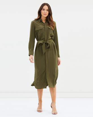 Polo Ralph Lauren LS Shirt Dress
