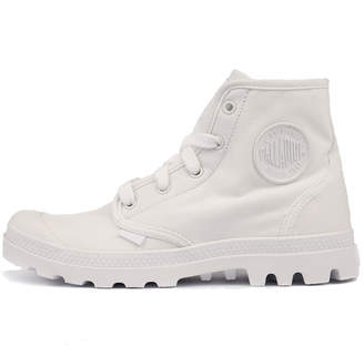 Palladium Pampa hi w White-white Boots Womens Shoes Casual Ankle Boots