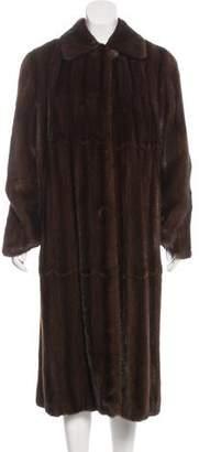 Couture Bisang Natural Mink Coat