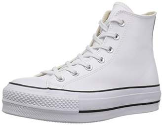 dfd872c229fa at Amazon.co.uk · Converse Chuck Taylor All Star Lift Clean Hi-Top Trainers