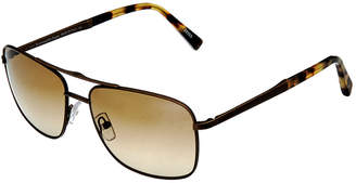 Ermenegildo Zegna Men's Ez0021 59Mm Sunglasses