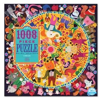 Eeboo Circus Jigsaw Puzzle