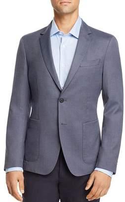 BOSS Hooper Birdseye Create Your Look Travel Slim Fit Suit Jacket