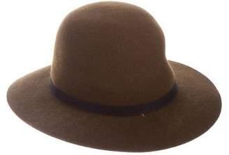Humanoid Wool Felt Hat
