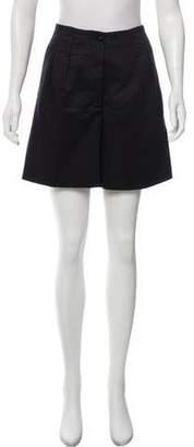 Pinko Pinstripe Knee-Length Shorts w/ Tags
