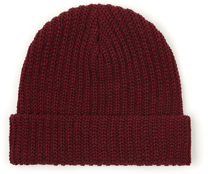American Apparel Recycled Fisherman Beanie