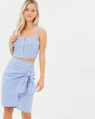 MinkPink Cheshire Mini Skirt