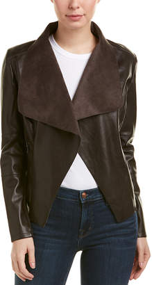 Bagatelle Draped Jacket