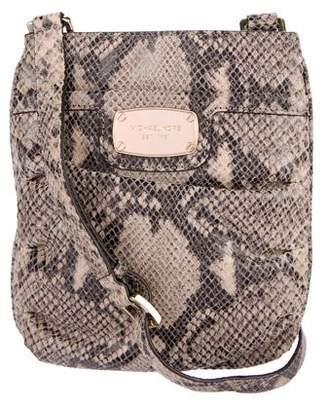 MICHAEL Michael Kors Suede Crossbody Bag