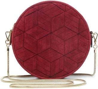 WELDEN Mini Meridian Suede Crossbody Bag