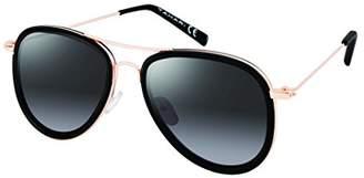 Elie Tahari Women's Th700 Oxrgd Aviator Sunglasses