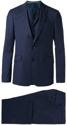 Etro three-piece formal suit