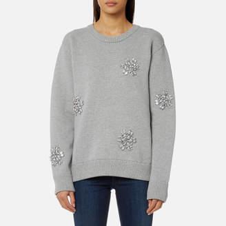Michael Kors MICHAEL Women's Star Gem Sweatshirt