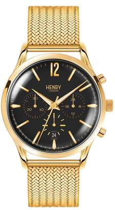 Westminster Henry London Chronograph Mesh Strap Watch, 41mm