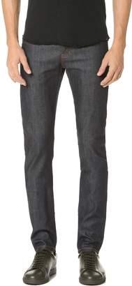 Naked & Famous Denim Super Skinny Guy 11oz Stretch Selvedge Jeans