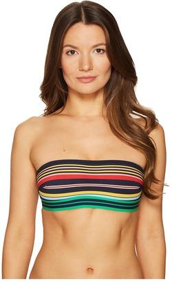 Stella McCartney - Stripe Bandeau w/ Free Women's Swimwear $140 thestylecure.com