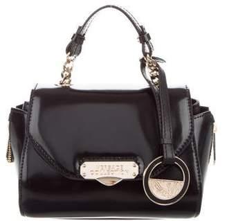 Versace Mini Patent Leather Satchel
