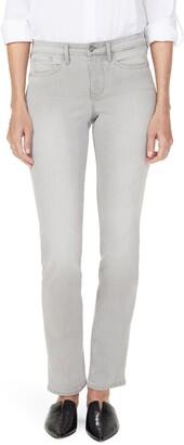 NYDJ Sheri High Waist Slim Fit Jeans