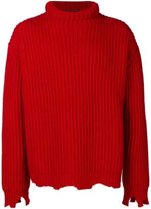 Paura loose fitted sweater