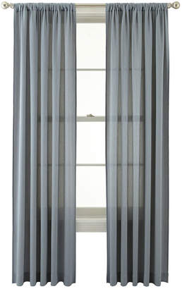 Royal Velvet Ally Rod-Pocket Curtain Panel