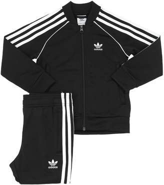 adidas Techno Track Jacket & Track Pants